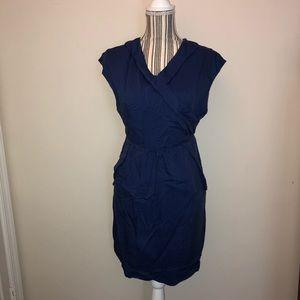 Tulle brand Cross Front Dress